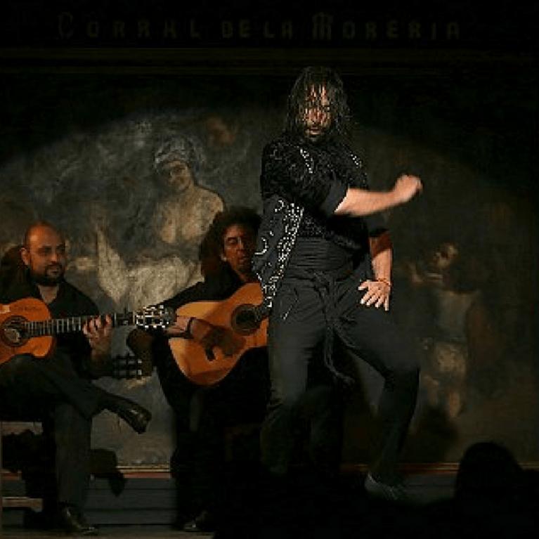Фламенко в Мадриде Corral de la Moreria купить билеты