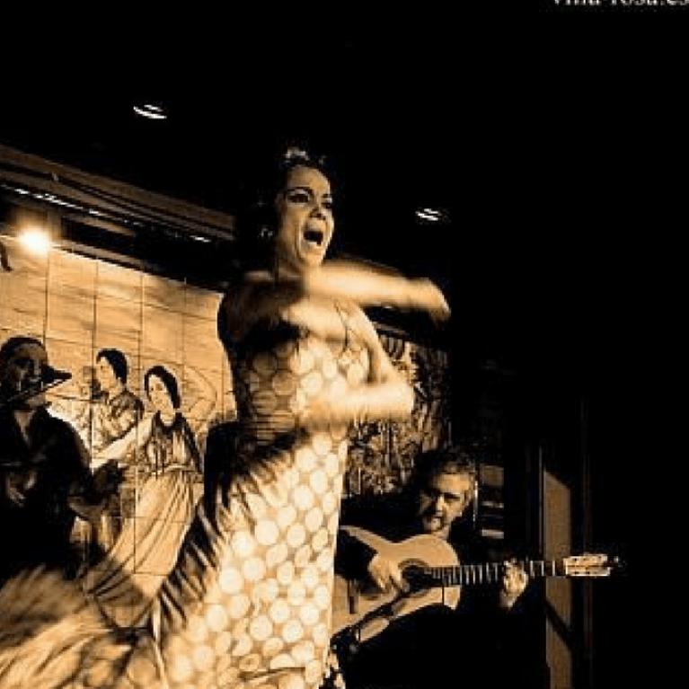 Фламенко в Мадриде купить билеты онлайн