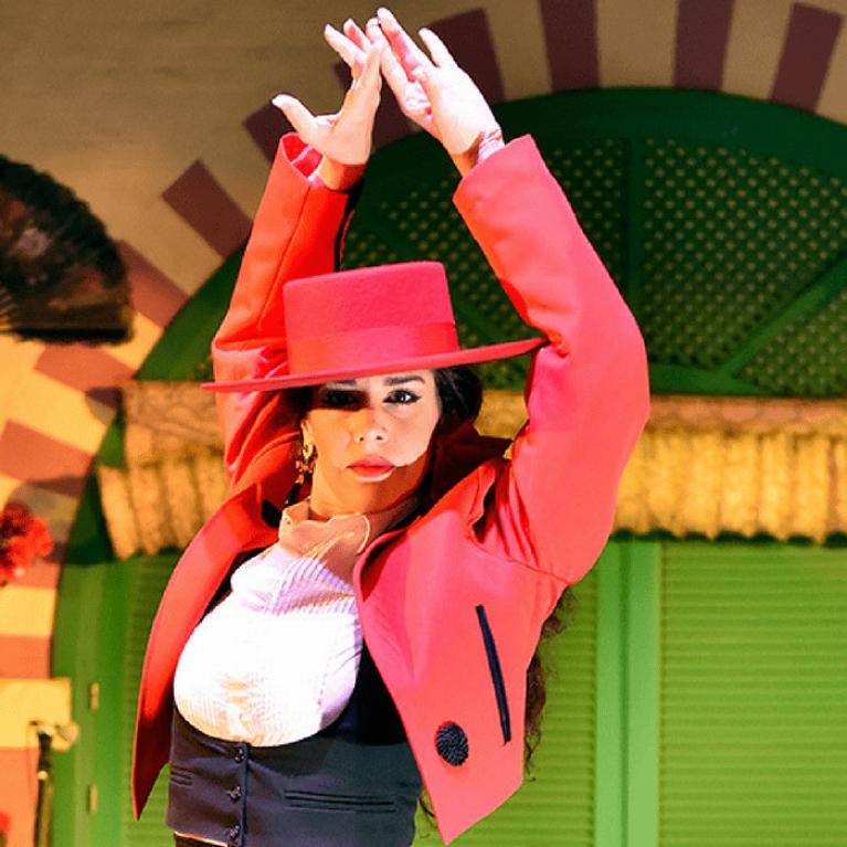 Фламенко в Севилье El Palacio Andaluz